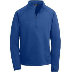Outdoor Research Radiant LT Zip Top Fleece Jacket True Blue