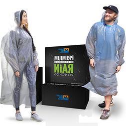 Blake Pro Gear® Rain Guard Ponchos by Premium Quality  Disp
