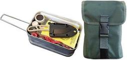 ESEE Randall Green Survival Camping Prepper Gear Large Kit I