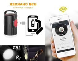 Atlantic Travel Gear Rechargeabl Portable LED Camping Lanter