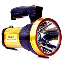 Olidear Rechargeable Spotlights Ultra Bright Flashlight LED