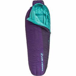 Big Agnes Roxy Ann 15 650 Downtek Sleeping Bag Regular Left