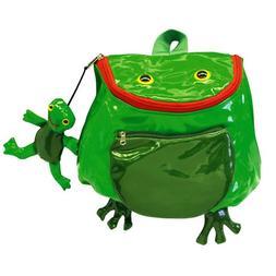 Kidorable School Children Shoulder Bag Frog Backpack