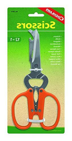 Coghlan's 9575 12-In-1 Scissors