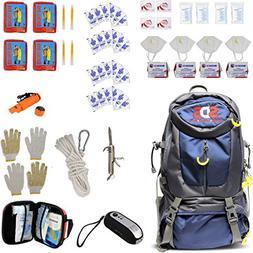 SDS   Survival Backpack Emergency Disaster Prepper Gear Bag