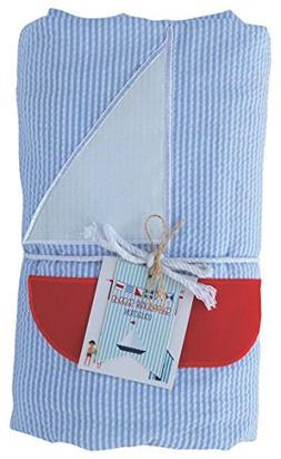Palm Beach Crew Seersucker Seaside Towel-Ket Collection