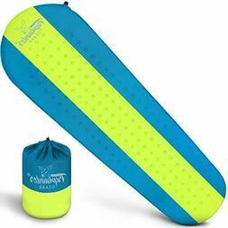 TRIPHUNTER GEARS Self Inflating Sleeping Pad Camping Air Mat
