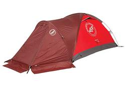 Big Agnes Shield 2 Vestibule - Orange/Red