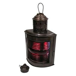 Armor Venue Large Ship Light, Red Port Oil Lamp Outdoor Camp