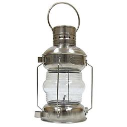 Armor Venue Ships Light, Anchor Lamp - Chrome Iron, with Oil