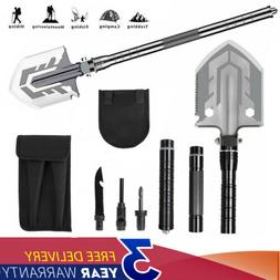 Shovel Gear Ultimate Survival Tool Tactical Camping Folding