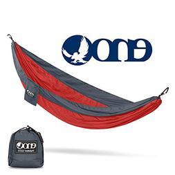 ENO SingleNest Hammock Outdoor Camping Nylon Portable Heavy