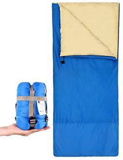 Ohuhu Sleeping Bag Lightweight Portable Backpacking Sleeping