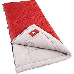 Adult Sleeping Bags Coleman 40-Degree Cold Weather Outdoor C