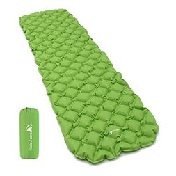 Moon Lence Sleeping Pad for Camping Backpacking Ultralight C