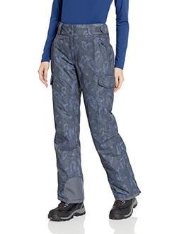 Arctix Women's Snowsport Cargo Pants, Small, Floral Grey