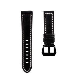 Pausseo Soft Leather Wrist Straps,Watch Band Design Belt Com
