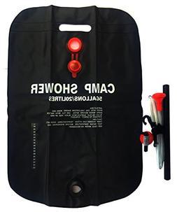 Jeater Solar Camp Shower Bag Outdoor Shower Camping Water Ba