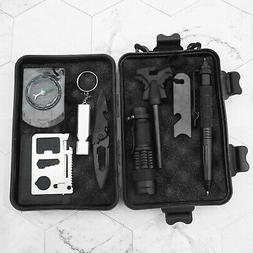 SOS Emergency Survival Equipment Kit Outdoor Gear Tool Tacti