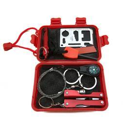 SOS Emergency Survival Equipment Kit Outdoor Gear Tool Tacti