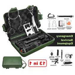 SOS Emergency Survival Equipment Outdoor Gear Tool Tactical