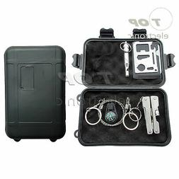 sos emergency tactical survival equipment kit outdoor