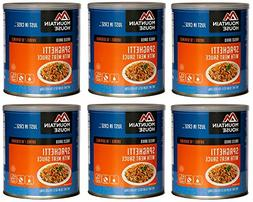 Mountain House Spaghetti with Meat Sauce #10 Can Freeze Drie