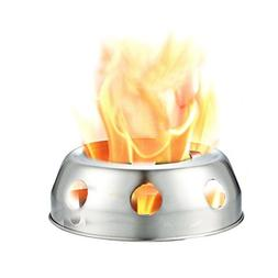Stainless Steel Camping Stove For Camp Kitchen , Mini Outdoo