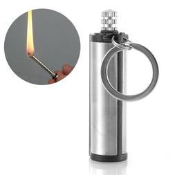Steel Fire Starter Flint Match <font><b>Lighter</b></font> K