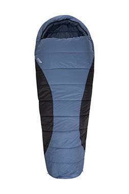 Mountain Warehouse Summit 250 XL Sleeping Bag -Mummy Shape C
