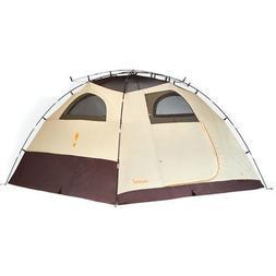 Eureka Sunrise EX 6 Tent 6 Person/Cement-Java-Orange Popsicl