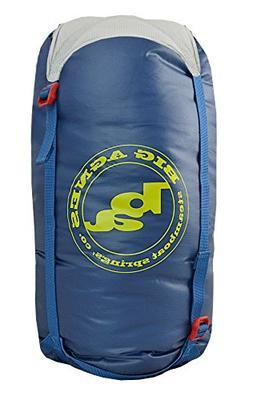 Big Agnes Super Light Girdle Sleeping Bag Compressor, Lt Gra