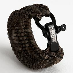 TITAN SurvivorCord Bracelet | BRONZE | MEDIUM  | Survival Br
