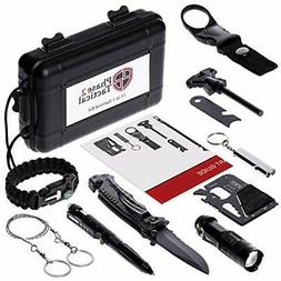 Survival Kit 11-in-1 Gear Tactical Gear Accessories Emergenc