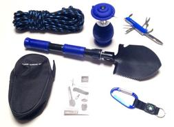The Sharper Image Outdoor Survival Kit