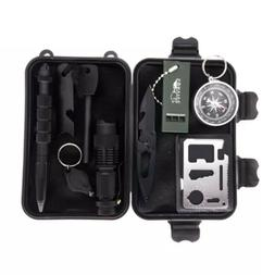 Survival Kit / Outdoor , Military, Camping Gear .Emergency S