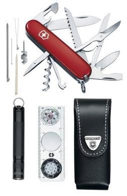 Victorinox Swiss Army Traveler Set Pocket Knife