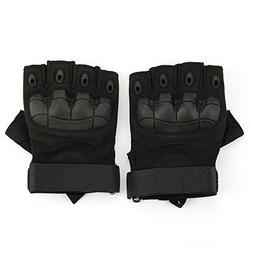 Highmoor 1 pair Tactical Army Military Rubber Hard Knuckle O