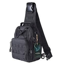 G4Free Outdoor Tactical Backpack,Military Sport Pack Shoulde