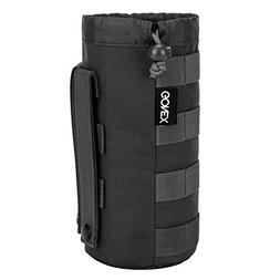 Gonex Tactical Backpacks Military MOLLE Water Bottle Pouch,