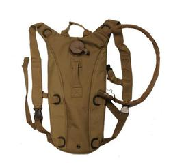 Ultimate Arms Gear Tactical Coyote Tan Hydration Pack Backpa