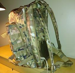 Tactical Elite Gear Trekking Backpack MULTICAM OCP Survival