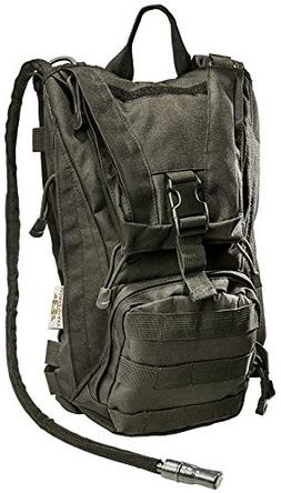 Monkey Paks Tactical Hydration Backpack System w/ 2.5L Water