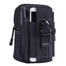 Tactical Molle Pouch Waist Belt Bag Wallet | Universal Outdo