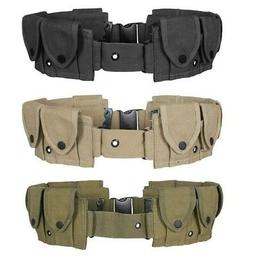 Ultimate Arms Gear Tactical Stealth Black 10 Pocket Utility