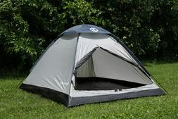 Tahoe Gear Willow 2 Person 3 Season Family Dome Waterproof C