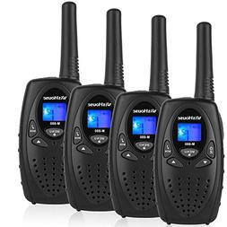 WisHouse Tech Kids Toy Walkie Talkies for Adults Men Women w