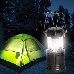 Tent Light 30 LED Camping Hiking Gear Equipment Outdoor Wate
