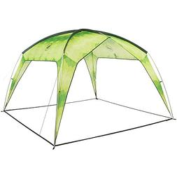 Big Agnes Three Forks Shelter Canopy Tent, Green