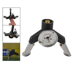 TOOGOO Three-leg Transfer Head Adaptor Nozzle Gas Bottle Scr